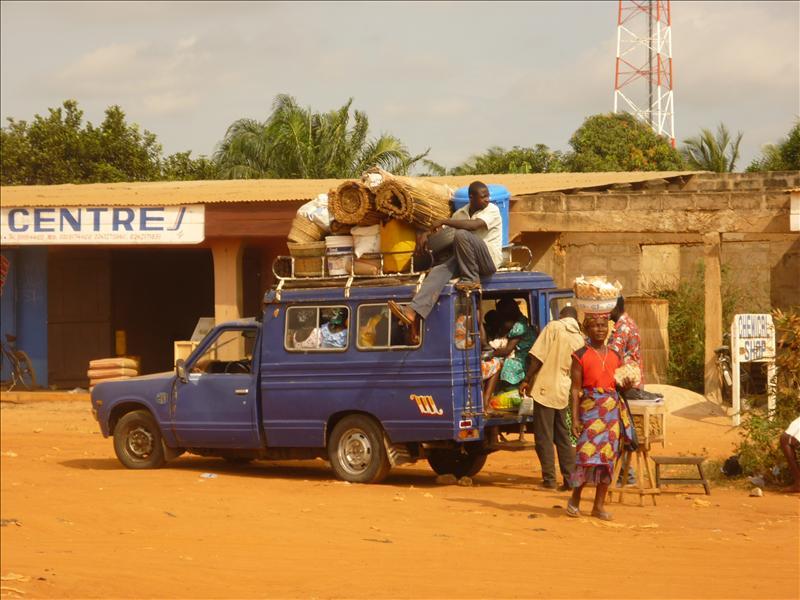 Akatzi - African life