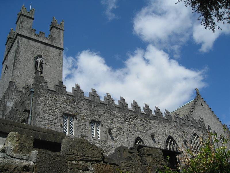 St. Mary's is Limerick's oldest building still in use