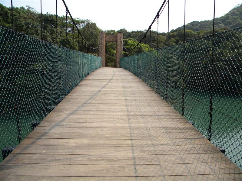 基隆情人湖情人橋