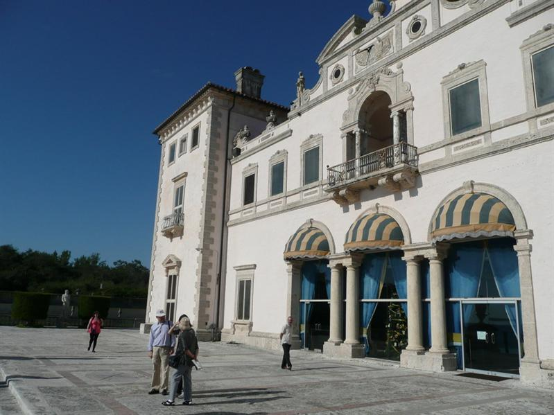 Vizcaya Museum & Gardens (in Miami)
