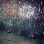 20111001 維港國慶煙花匯演 @小馬山 National DayFfireworks Display
