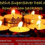 Festive SuperSaver Deal of a honeymoon packages