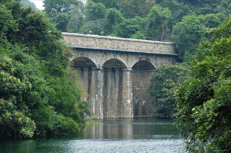 大潭篤水塘石橋 Tai Tam Tuk Reservoir Masonry Bridge 1907