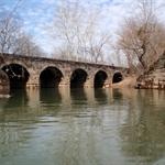 Bridge near N Front St Newport, Big Buffalo Creek