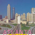 Atlanta Flight Tickets from All UK Airports