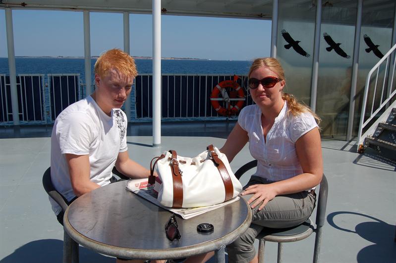 Eske og Maria