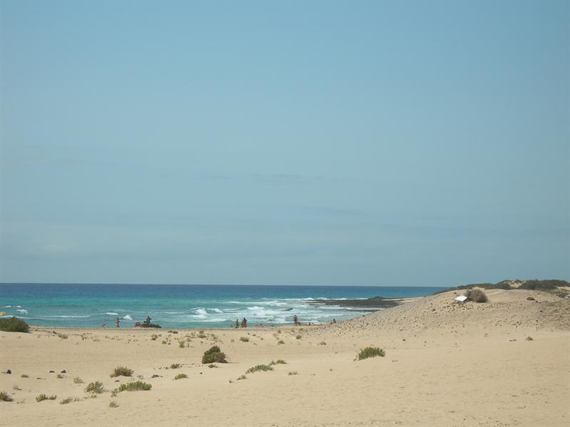 The dunes (Las Dunas Corralejo)