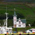Церковь в Husavik