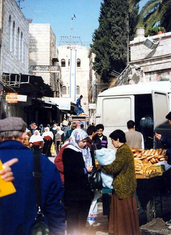 Old City of Jerusalem 古城