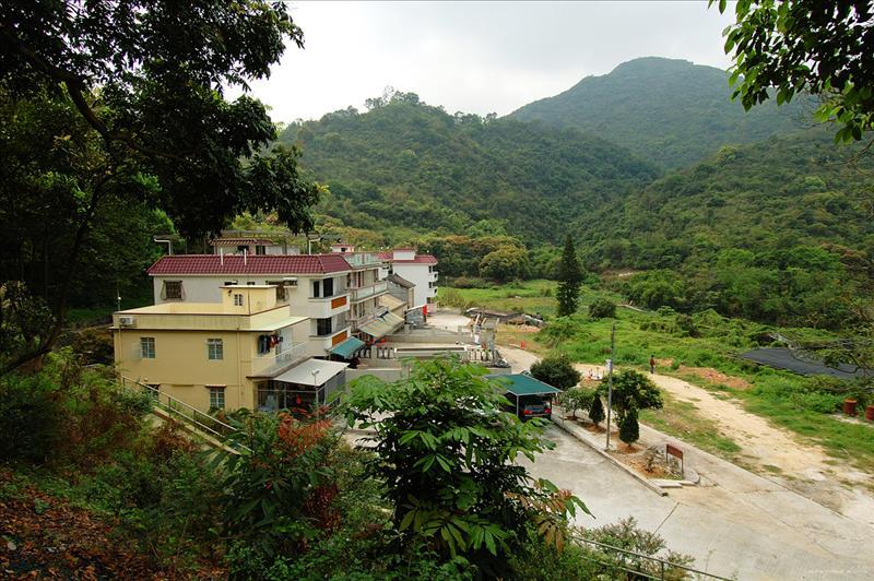 流水響村 Lau Shui Heung Tsuen
