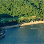 深水灣泳灘