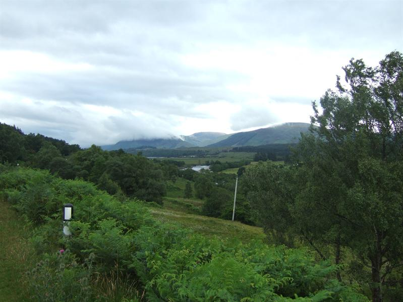 The Caledonian Canal near Fort William