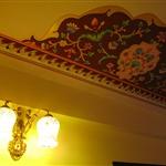 Nice ceiling pattern