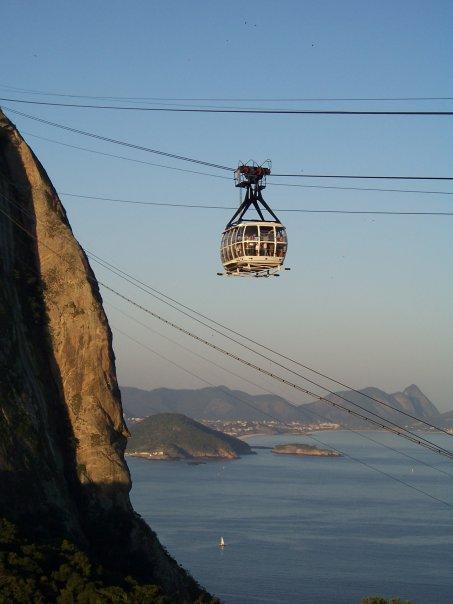 RIO DE JANEIRO - SUGAR LOAF - CABLE CAR