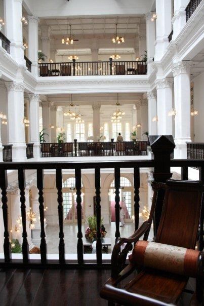 Singapore - Raffles Hotel