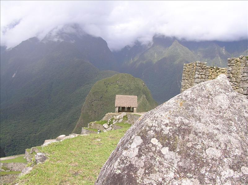 Hut of the Caretaker of the Funerary Rock