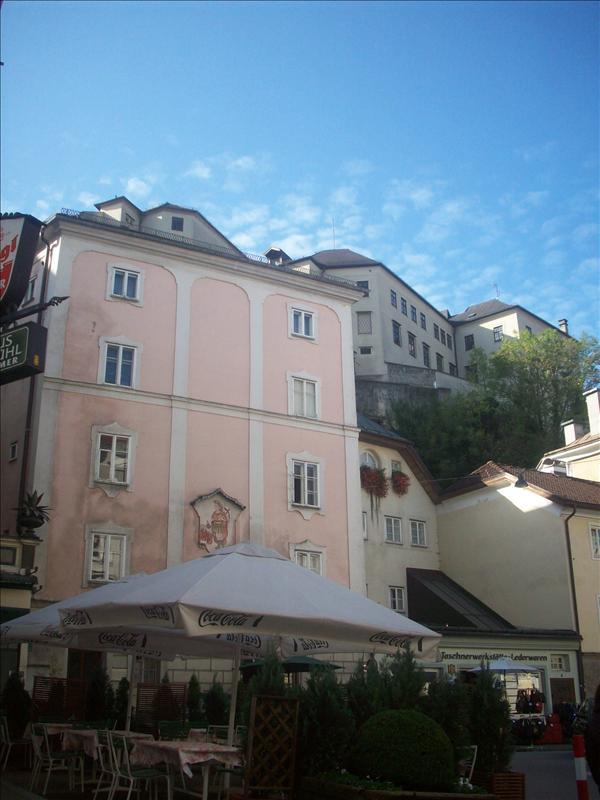 Streets of salzburg!