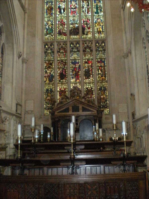 Bath Abbey - 27th May