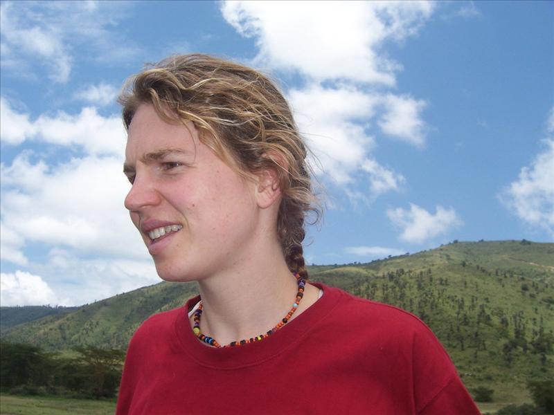 Aline•safari•Ngorongoro