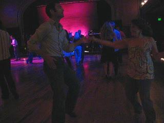 More Salsa Dancing