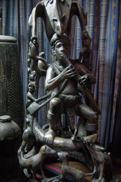 MUSEUM OF CORDILLERA SCULPTURE, BANAUE
