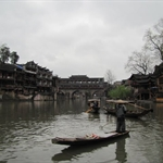 Fenghuang (South of Jishou), Hunan, China - 23-24.3.2010