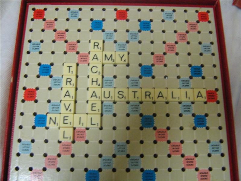 Rachael Amy Neil travel Australia