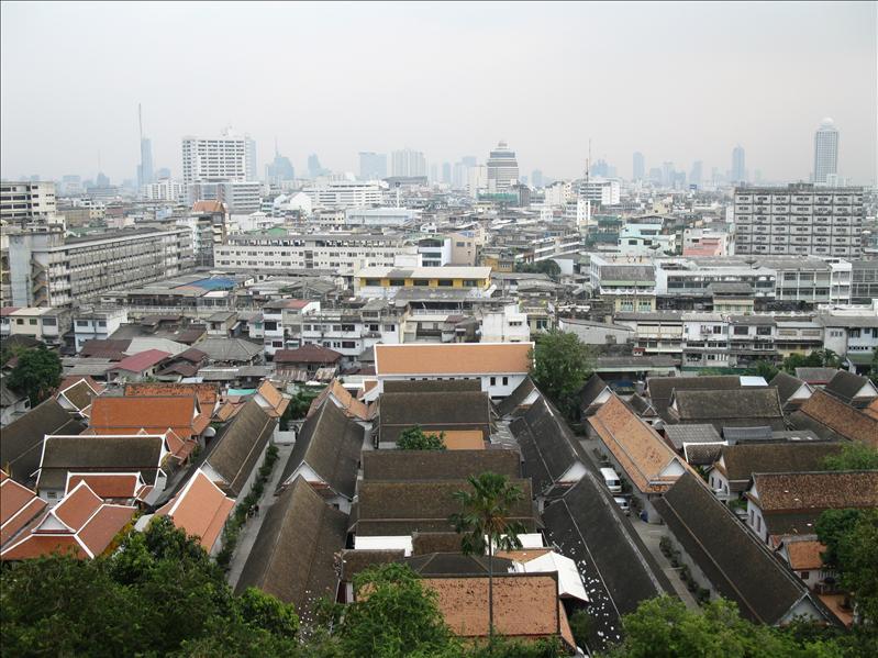 Bangkok versinkt im smog