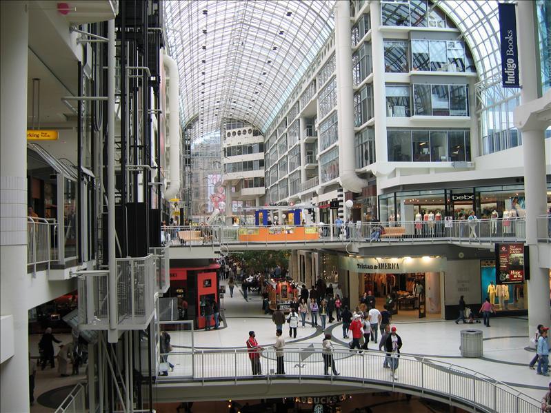 Toronto - Seers Mall 1