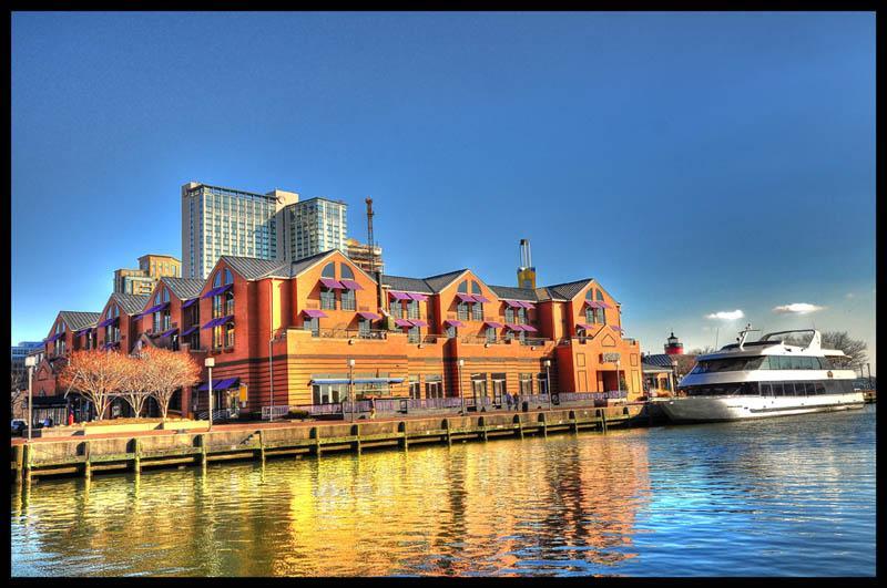 Pier 5, Inner Harbor