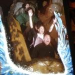 Reaction shot - Splash Mountain