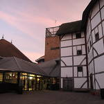 Shakespeare Globe,London,UK, Oct, 2011