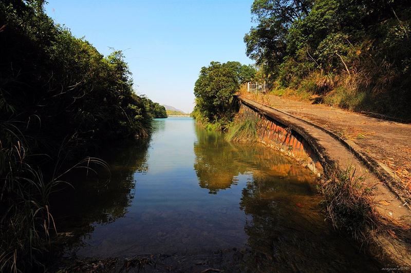 黃泥墩灌溉水塘