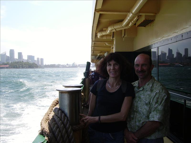 parents•Sydney ferry