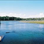 Buerjin River 布爾津河