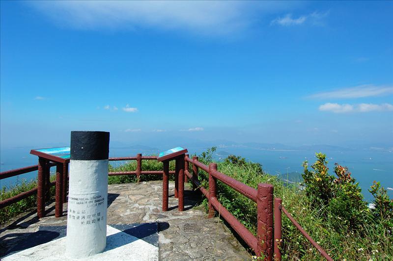 西高山觀景台 (493m) High West