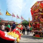 20110424 農曆三月廿二天后寶誕前夕還炮拜神 Tin Hau Festival Eve in Cha Kwo Ling (Rocky Hill)