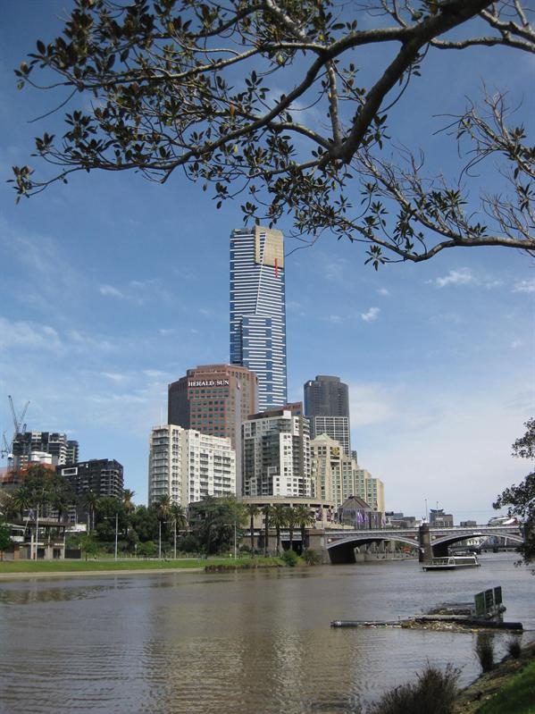 Melbourne's skyscrapers