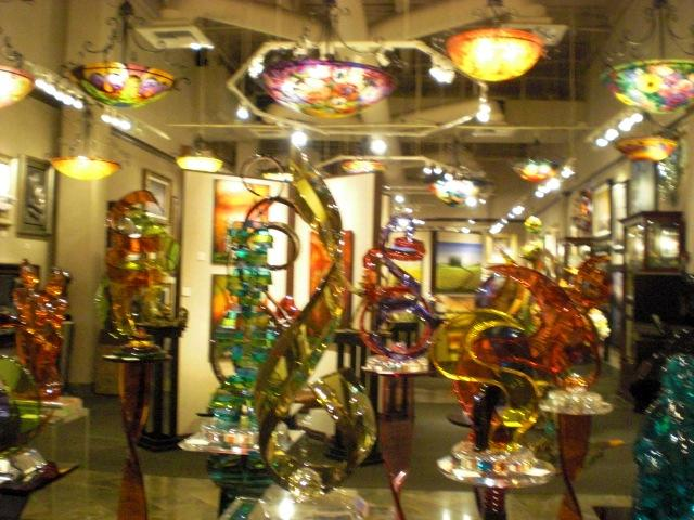 Art gallery/store @ Forum Shops