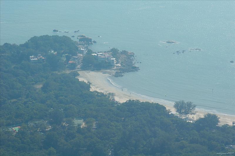 長沙 Cheung Sha Beach