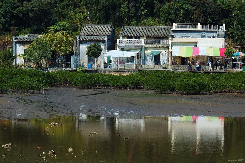 三椏村 Sam A Tsuen