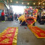 20130501 農曆三月廿二天后寶誕前夕還炮拜神  Tin Hau Festival Eve in Cha Kwo Ling (Rocky Hill)