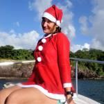 Christmas dive