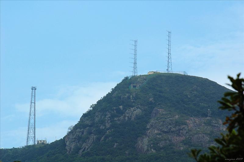 Victoria Peak 扯旗山