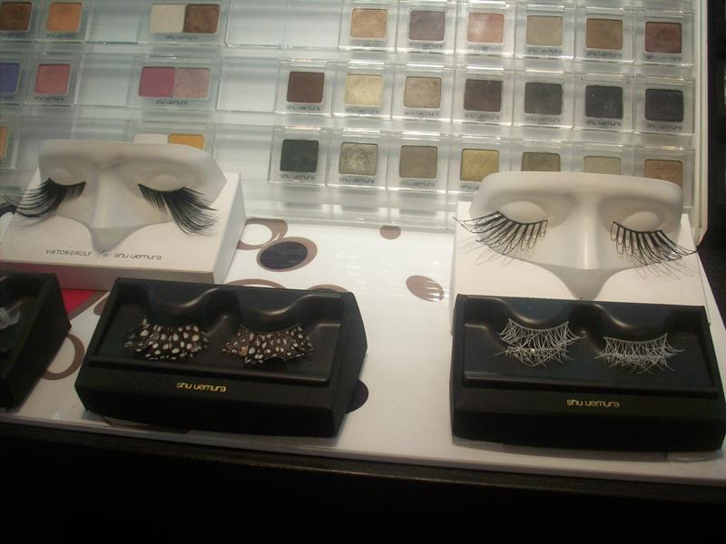 Amazing eye lashes!