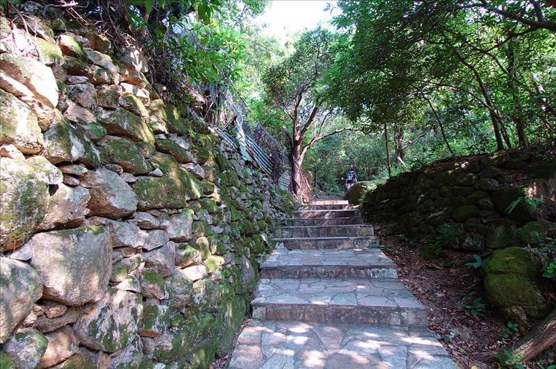 獅子山上村 Lion Rock Upper Village
