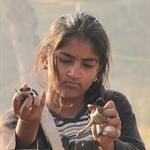 Mädchen in Mandawa