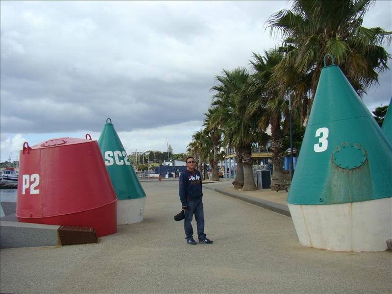 Phil- Waterfront in Geelong