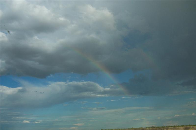 Rainbow / Arc-en-ciel