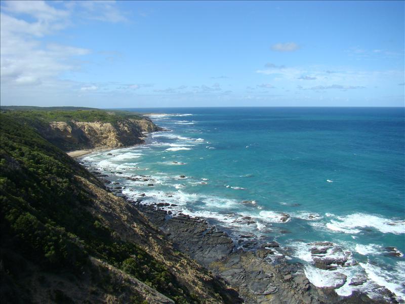Scenery Cape Otway